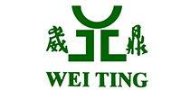 崴鼎企業有限公司 Logo